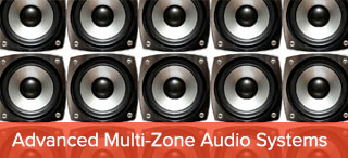 Multi Zone Audio Systems