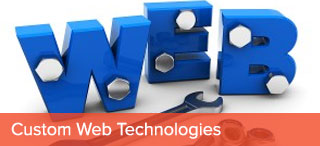 Custom Web Technologies